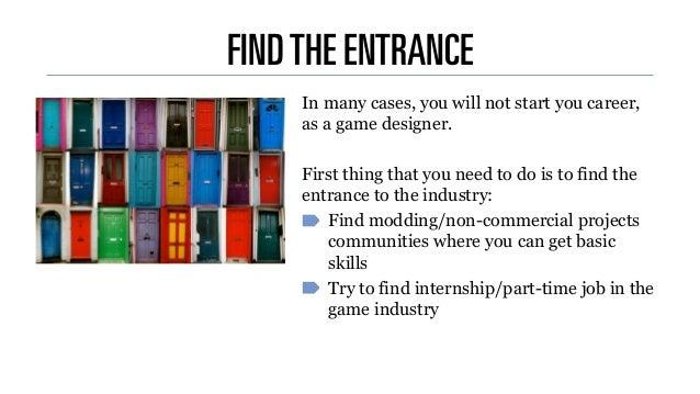 Game designer's journey 2 0
