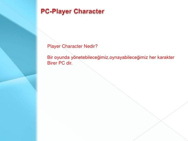 Tasarım Ekibi Seçme<br />Ekibimizde olması istenilen kişiler:<br />Oyun Yönetmeni/Yaratıcı Yönetmen<br />Baş Tasarımcı<br ...