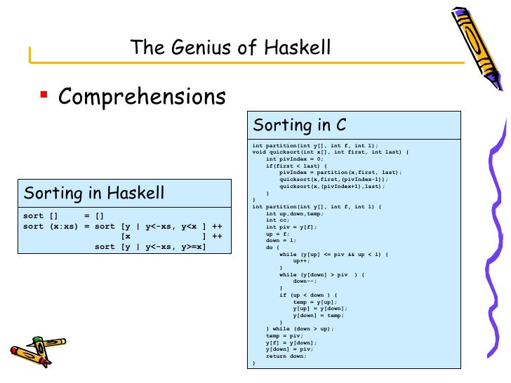 Haskell eXchange 2018