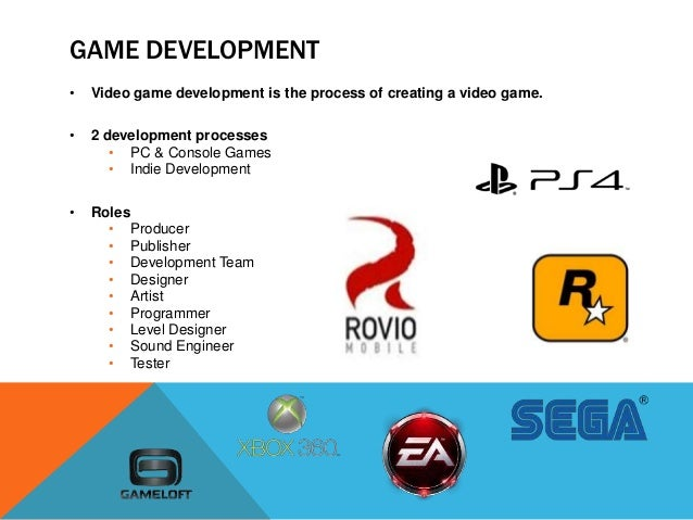 how to make a video game development team