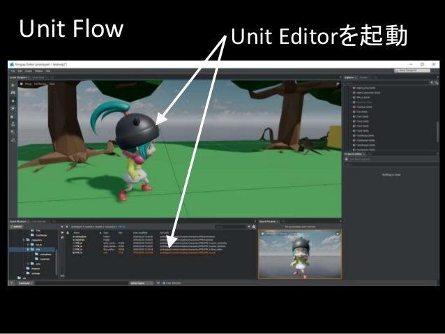 ゲームデザイナー的Unit Editor