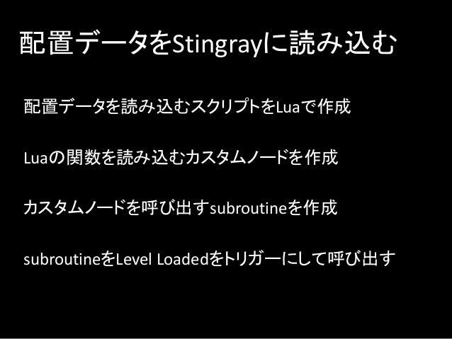 Flow Subroutineの活用 UnitFlowはUnitに紐付いているのは直感的でわかりや すいが、共通のロジックをコピペするのは避けたい 一つのロジックを共有したい Flow Subroutineを活用