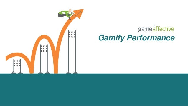Gamify Performance
