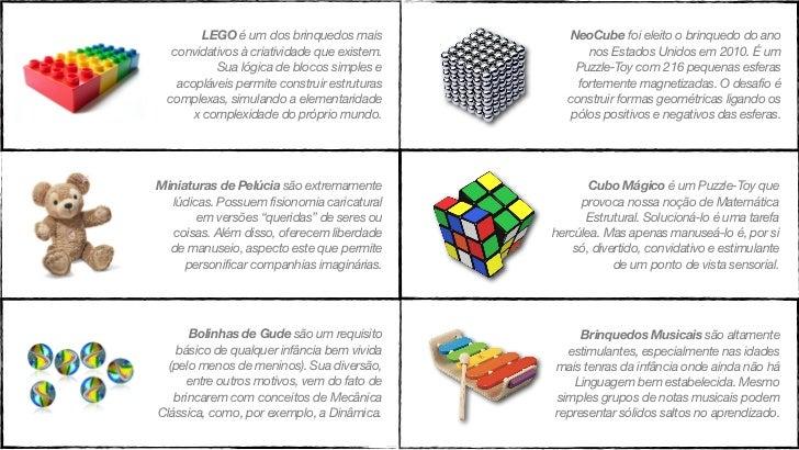 LEGO é um dos brinquedos mais          NeoCube foi eleito o brinquedo do ano   convidativos à criatividade que existem.   ...