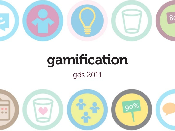 gamification   gds 2011