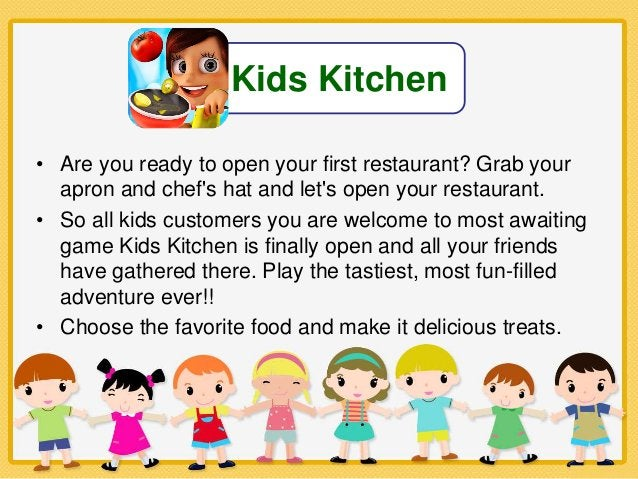 • Are you ready to open your first restaurant? Grab your apron and chef's hat and let's open your restaurant. • So all kid...