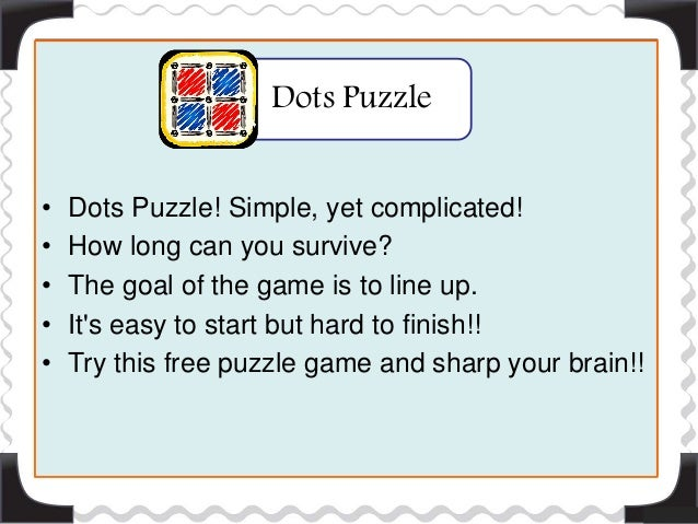 Screenshots 6 Dots Puzzle