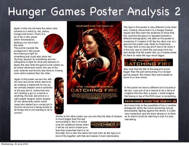 catching fire analysis The hunger games: catching fire a few months after winning the 74th annual hunger games with peeta mellark, katniss everdeen, now 17, is adjusting to her new.