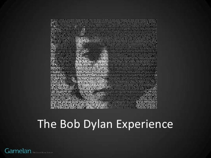 The Bob Dylan Experience<br />