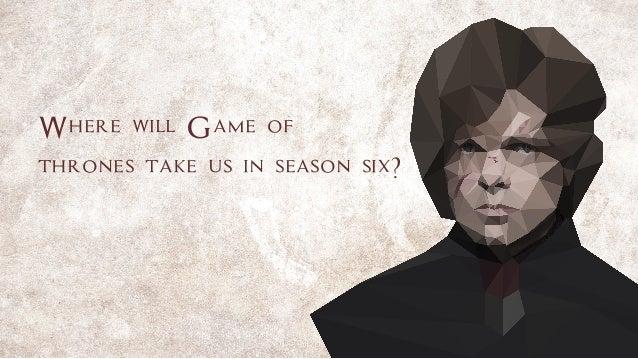 Game of Thrones Top 5 Predictions: Season 6 Slide 3