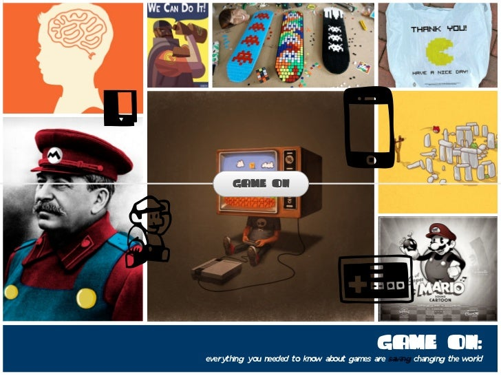 GAME ON                                           GAME ON:everything you needed to know about games are saving changing th...