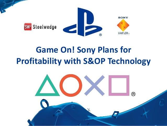 sony entertainment business plan
