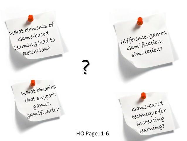 ? HO Page: 1-6