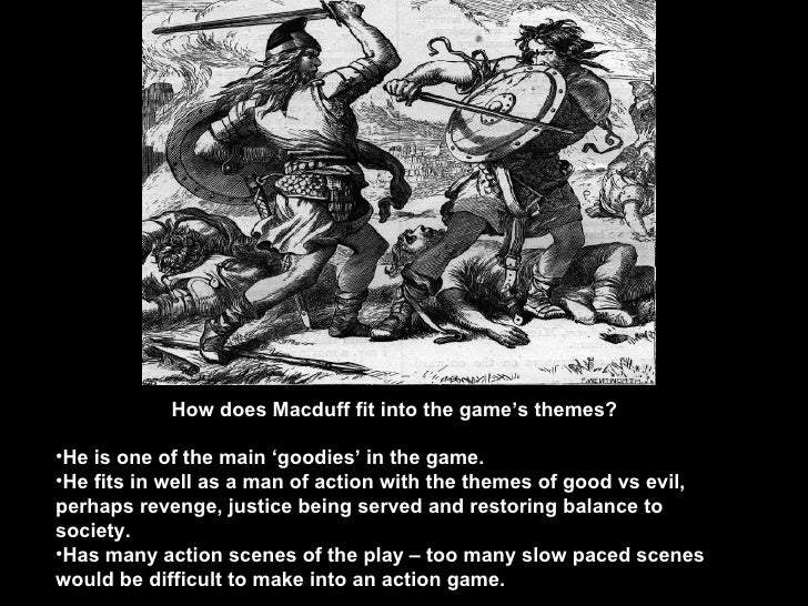 theme of good vs evil in macbeth essay 19072018 in many ways, beowulf is the simplest kind of epic there is it's about the conflict between a courageous, mighty, loyal warrior and the demons and dragons.