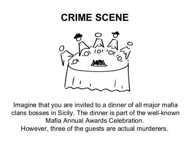 Murder Mystery Game Rules