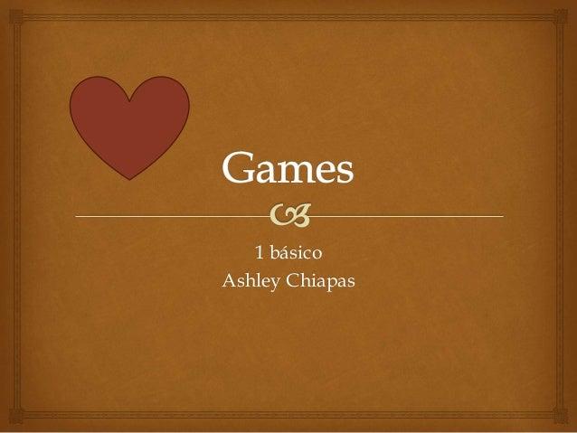 1 básico Ashley Chiapas