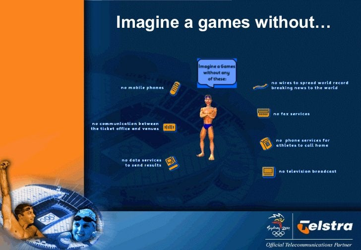 Imagine a games without…