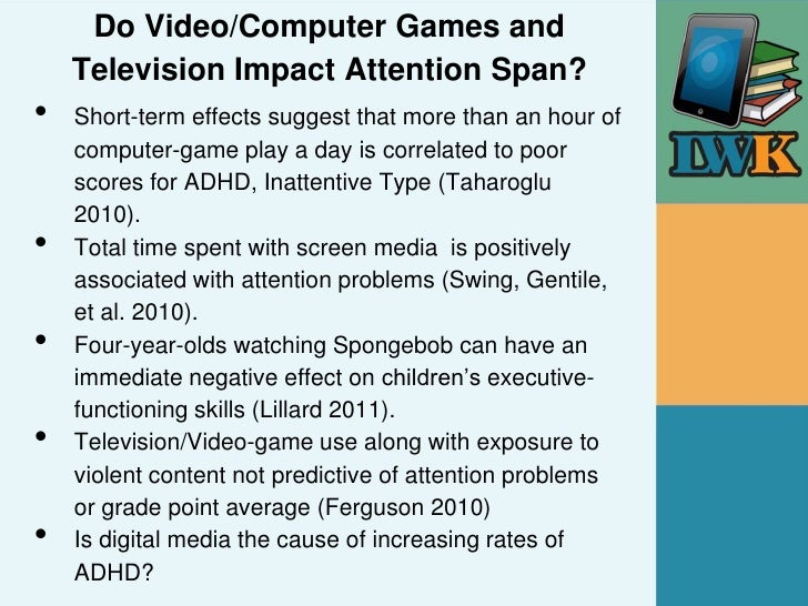 Can TV Lead to ADHD? | Education.com
