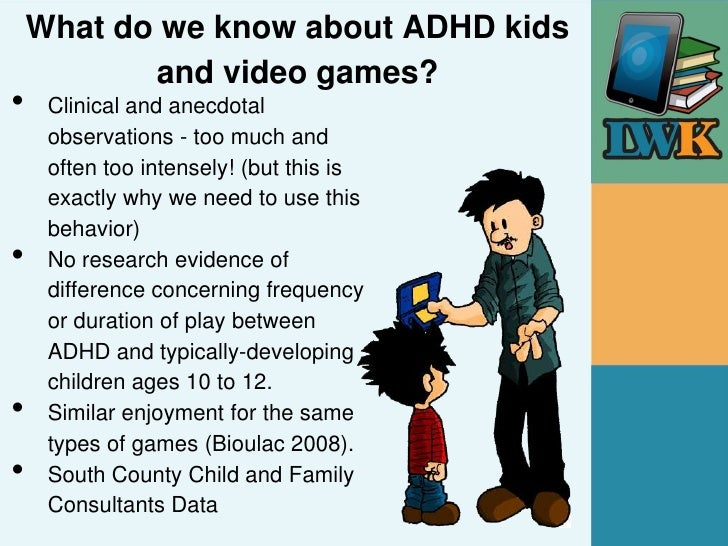 Behavioral Treatments For Kids With Adhd >> Prescribing Video Games (not Medication) for ADHD: How to Make it Work