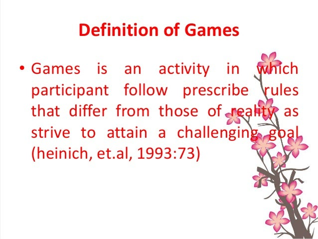 Games for young learner Slide 2