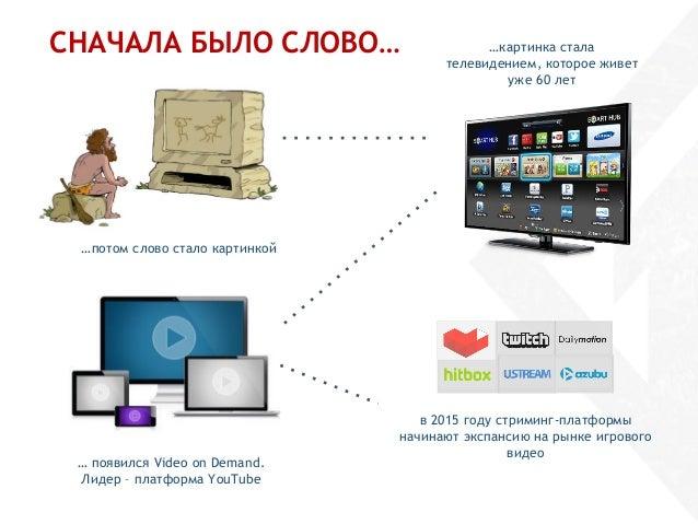 Alexey Burdyko, Game Show Media Holding Slide 3
