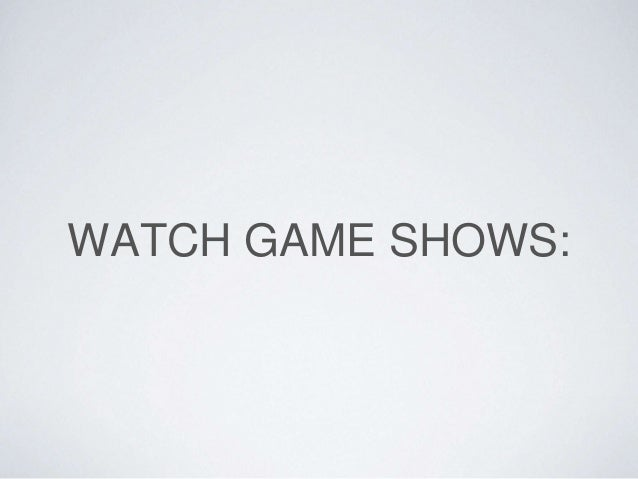 Describe the game, the reactions of the  contestants and what happens when  those contestants fail.
