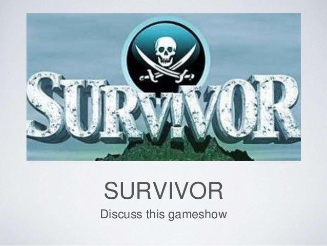 SURVIVOR  Discuss this gameshow