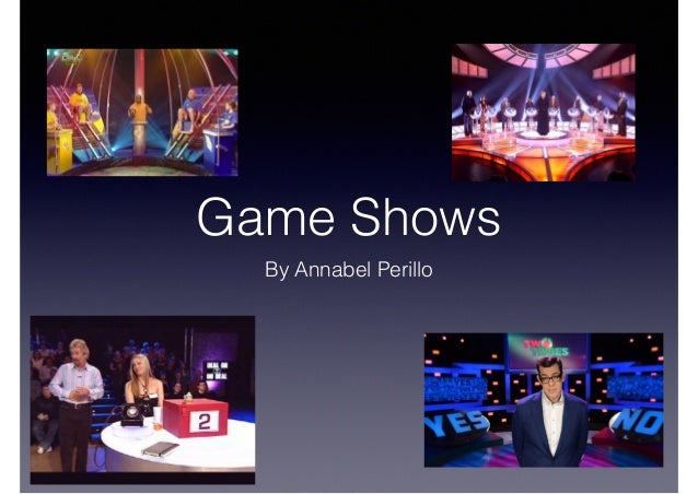 power point game shows