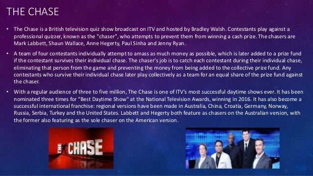 Game Show - Case Studies Slide 2