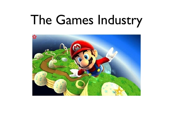 The Games Industry