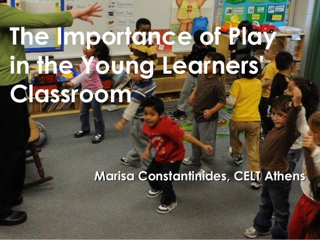 Games in the YoungLearners Classroomby Marisa Constantinides,director of CELT Athens