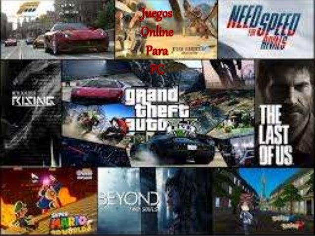 Juegos Online Para Pc