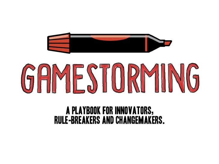 A playbook for innovators,rule-breakers and changemakers.