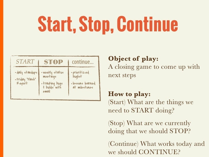 Gamestorming, not Brainstorming