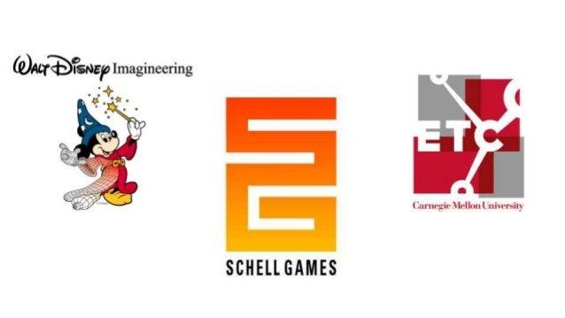 Game Studio Management: Making it Great! Jesse Schell @jesseschell GDC 2015