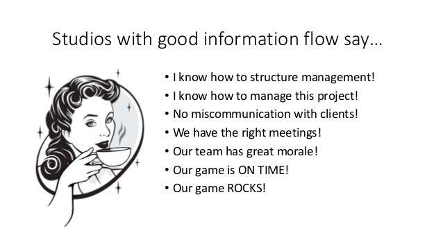 Game Studio Management: Making It Great