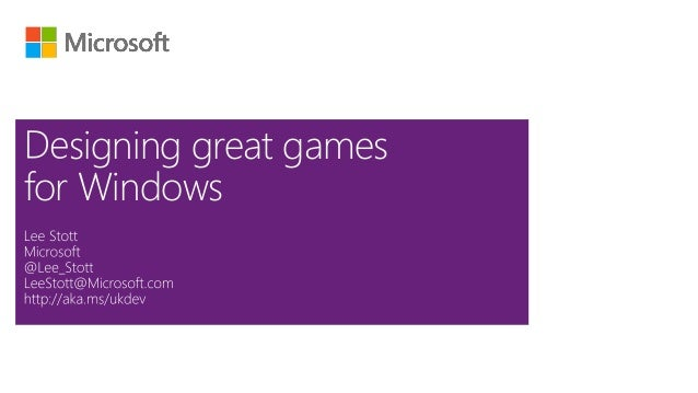 signing great games for Windows