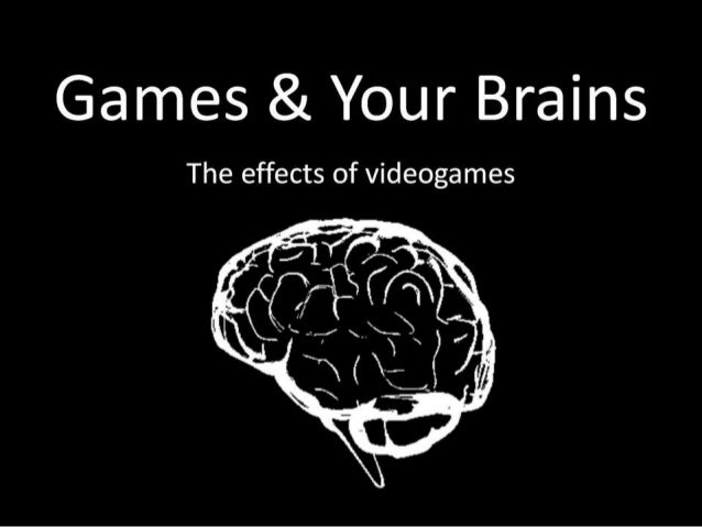 effects of video games to the The psychological effects of video game addiction are just as harmful as the  physical effects one of the biggest debates in the gaming world is whether  playing.