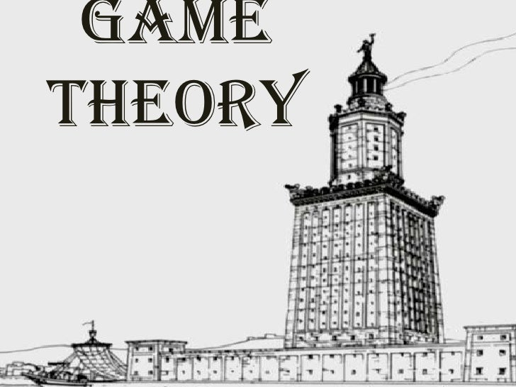 Game Theory<br />จัดทำโดย <br />           นางสาว พรรณประภา   ป้องกัน<br />         ชั้น ม.4/1  เลขที่13<br />เสนอ<br />คุ...