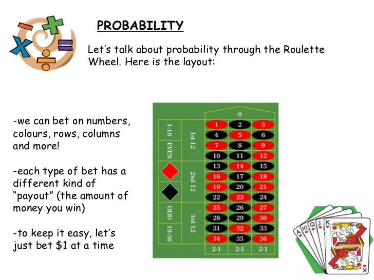 Game theory roulette gambling review and bonuses network