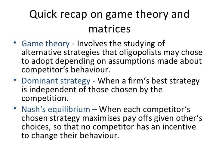 Game Theory And 3G License Auction