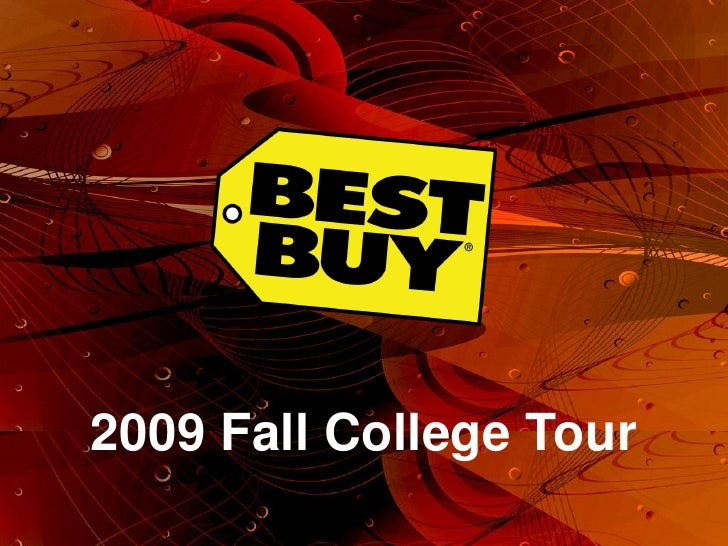 2009 Fall College Tour