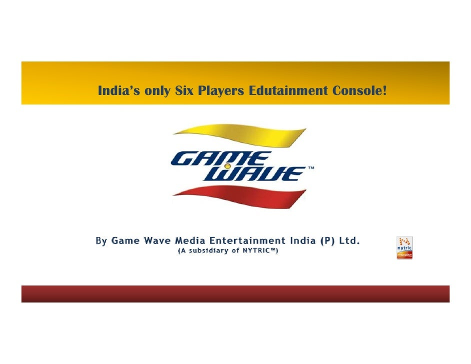 India's only Six Players Edutainment Console!