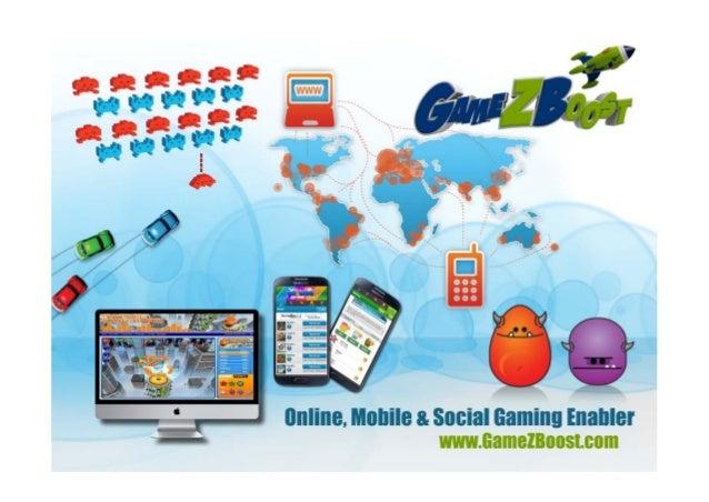 Movefromgeneric mediabrandto focusedgamingbrand. 2007 2011 2013 • SEOServices • SEMServices • GameDevelopment •...