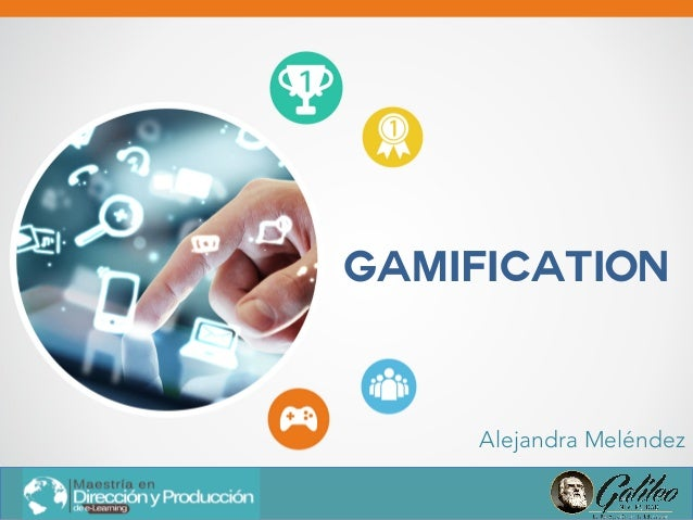 Gamification Alejandra Meléndez