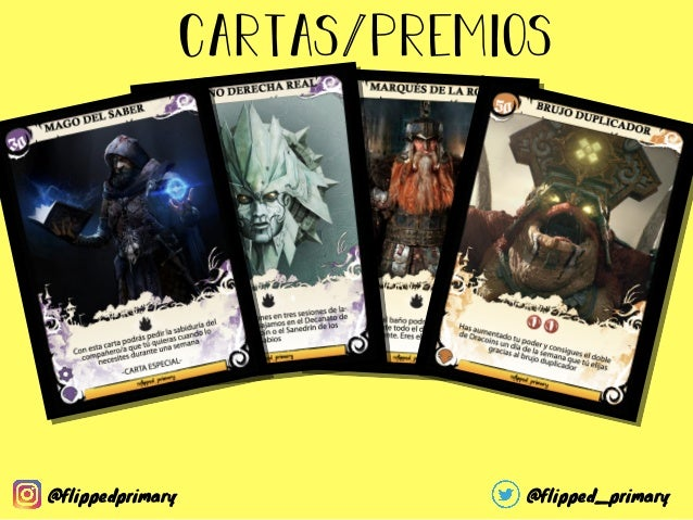 @flippedprimary @flipped_primary Poderes personajes