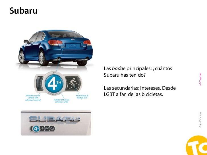 Subaru         Las badge principales: ¿cuántos                                             #TcTeacher         Subaru has t...