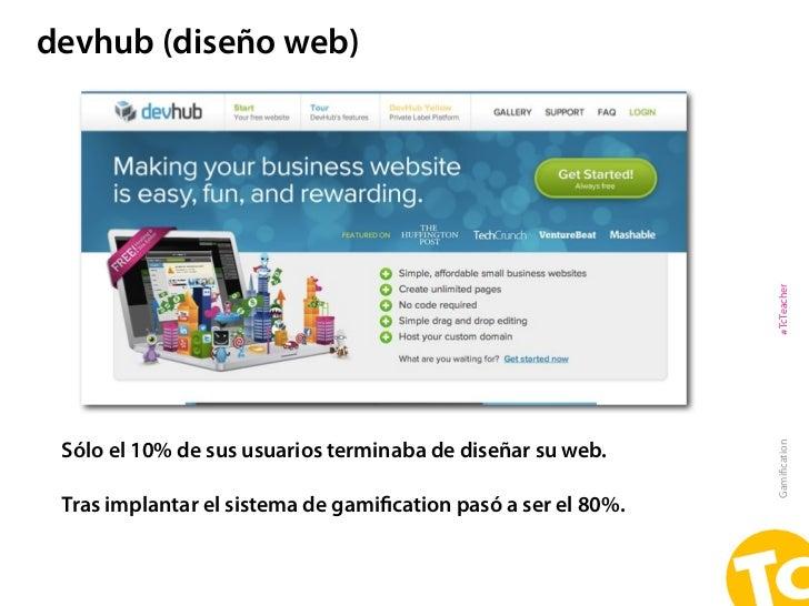 devhub (diseño web)                                                               #TcTeacher                              ...