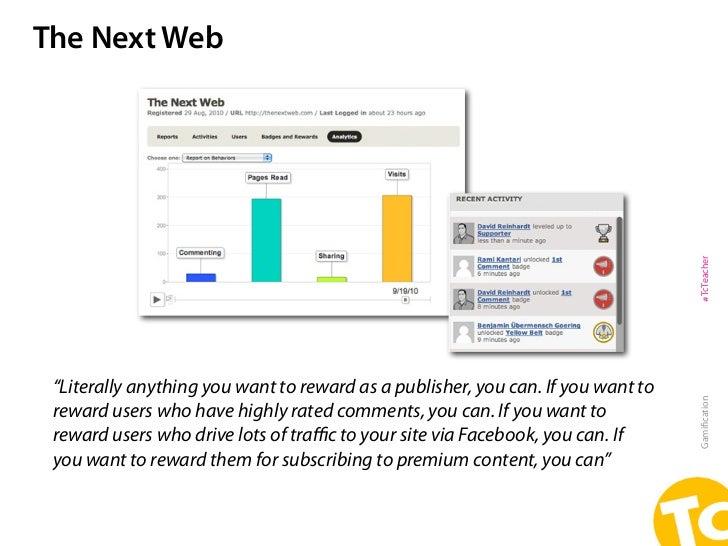 "The Next Web                                                                                  #TcTeacher ""Literally anythi..."