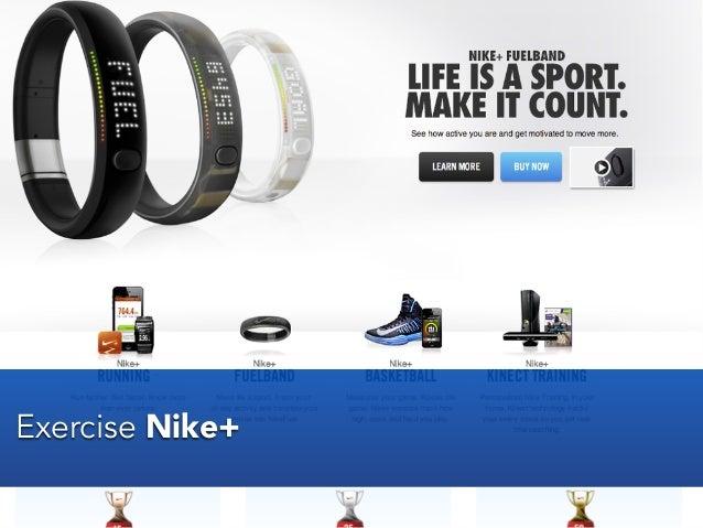 Exercise Nike+